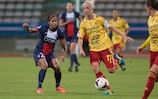 Experience tells as Tyresö oust ambitious PSG