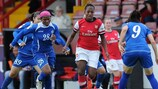 Kerr hails Carter and Arsenal youngsters