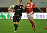Standard de Liège e Glasgow City aspiram ambas atingir os 16 avos-de-final