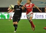 Le Standard de Liège et Glasgow City espèrent passer en 16es de finale