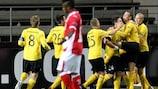 Elfsborg fête le but de Viktor Claesson face au Standard, mais la joie sera de courte durée