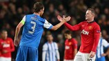 David Moyes ha elogiato Wayne Rooney