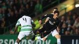 Fàbregas helps Barcelona break Celtic resolve