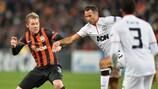 Shevchuk and Vidić happy to take a point