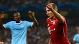 Robben: It was an easy game for Bayern