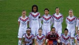 Lyon will defend a 1-0 lead against Potsdam at Stade de Gerland