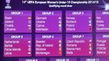 Portugal no Grupo 8 da ronda de qualificação