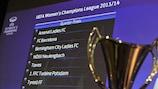 Os oito clubes em prova começam a disputar os quartos-de-final no domingo e na segunda-feira