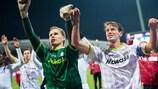 Zulte Waregem back in hunt with Maribor win