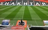 The Donbass Arena awaits Real Sociedad as they visit Ukraine for the first time