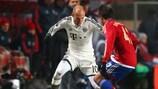 El extremo del Bayern Arjen Robben marcó el primer gol en la victoria por 1-3 ante el CSKA de Moscú