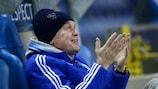 Dynamo-Trainer Oleh Blokhin