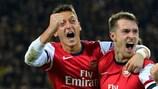 Ramsey earns Arsenal victory in Dortmund