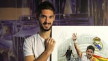 Isco relishing 'great challenge' of playing at Madrid
