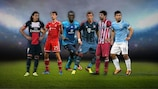 Vote for UEFA.com users' Team of the Year 2013