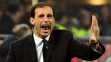 Massimiliano Allegri has left Milan