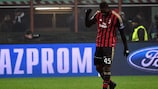 Balotelli lauds Milan spirit against 'hurt' Ajax