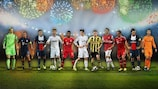 UEFA.com users' Team of the Year 2013 revealed
