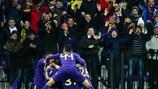 Maribor feierte den Punkt wie einen Sieg