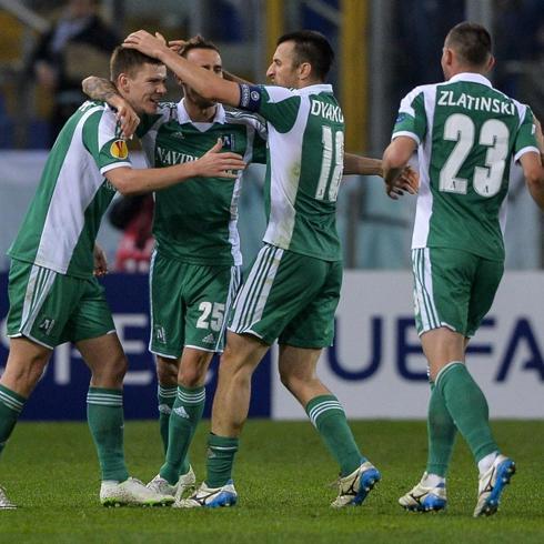 SS Lazio Roma TICKET UEFA EL 2013//14 Ludogorets Razgrad