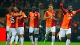 Chedjou helps Galatasaray peg back Chelsea