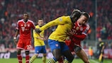 Bayern complete task of ousting Arsenal
