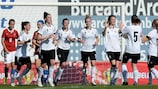 Alemania celebra su victoria