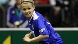 Julia Simic marcou na goleada que colocou o Potsdam no topo da Liga alemã
