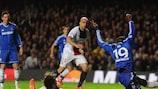 Paris sunk by Chelsea subs as Blues reach semis
