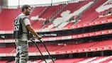 La finale se jouera à guichets fermés à l'Estádio do Sport Lisboa e Benfica