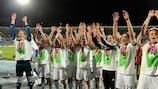 """Сможет ли """"Вольфсбург"""" выиграть Лигу чемпионов УЕФА среди женщин третий раз подряд?"""