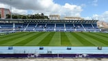 Estádio do Restelo will stage the first leg