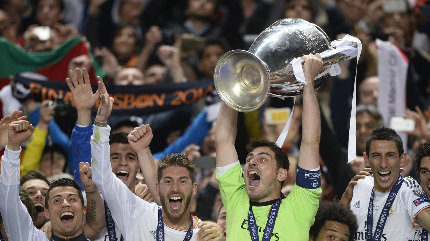 Image result for casillas champions league wins