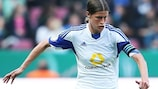 Kerstin Garefrekes struck Frankfurt's winner