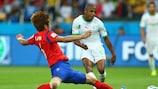 Yacine Brahimi spielte mit Algerien eine starke WM in Brasilien