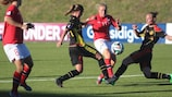Victory for Norway ends Belgium's hopes