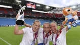 The Netherlands won their first title in July
