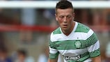 Callum McGregor will never forget his Celtic debut, having scored against KR