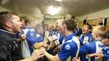 Le Stjarnan défiera l'Inter en barrages de l'UEFA Europa League