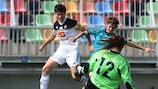 Anna Gawrońska puts Medyk Konin 2-0 up against Sarajevo