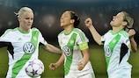 Wolfsburg's Fischer, Kessler, Müller shortlisted