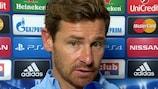 Mixed feelings for Villas-Boas after Zenit win