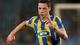 Tomás De Vincenti scored APOEL's first