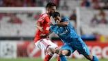 Hulk au duel face à Andreas Samaris