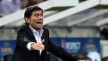 Villarreal coach Marcelino was ushered out at Sevilla in February 2012