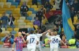 Dynamo Kyiv celebrate