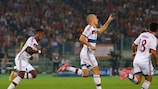 Much may hinge on the availability of Bayern's Arjen Robben