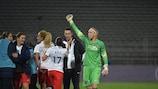 Paris eliminated two-time winners Lyon
