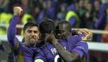 A Fiorentina garantiu o apuramento na quinta jornada