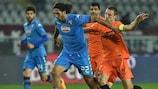 Amauri no pudo celebrar ningún gol, ni suyo ni de sus compañeros